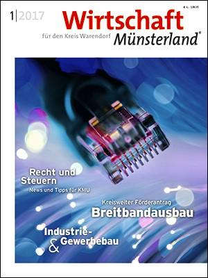 Wirtschaft Münsterland (WAF) 1/2017