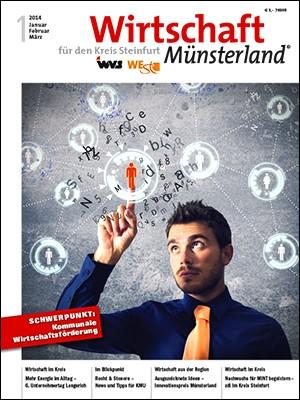 Wirtschaft Münsterland 1/2014