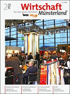 Wirtschaft Münsterland 2/2008