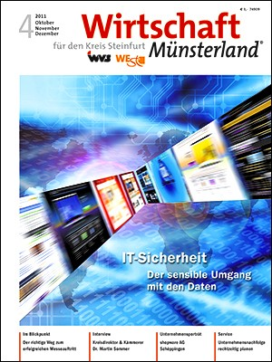 Wirtschaft Münsterland 4/2011