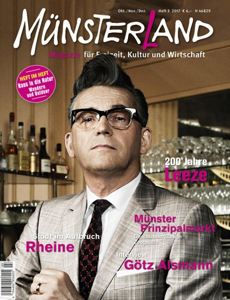 MÜNSTERLAND Magazin 3/2017