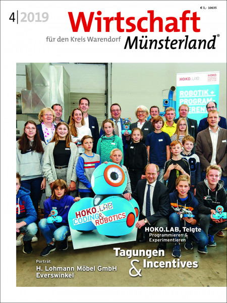 Wirtschaft Münsterland (WAF) 4/2019