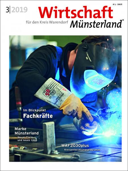 Wirtschaft Münsterland (WAF) 3/2019