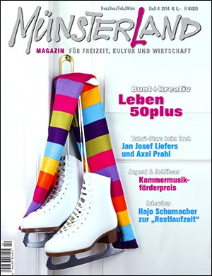 MÜNSTERLAND Magazin 4/2014