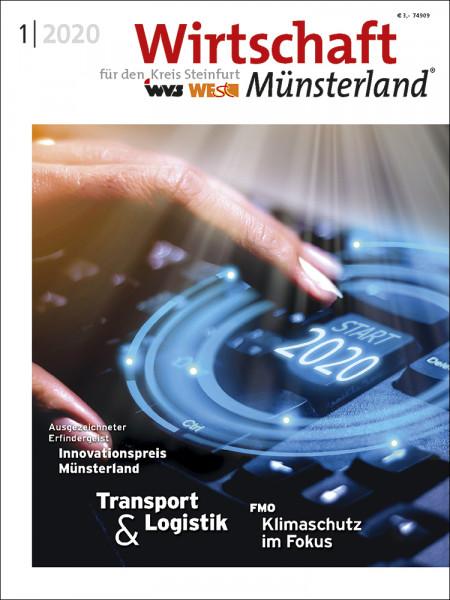 Wirtschaft Münsterland (ST) 1/2020