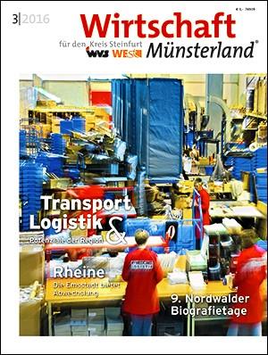 Wirtschaft Münsterland 3/2016