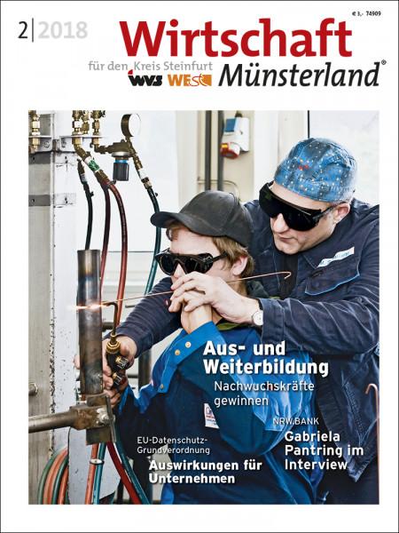 Wirtschaft Münsterland (ST) 2/2018