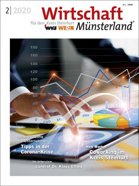 Wirtschaft Münsterland (ST) 2/2020