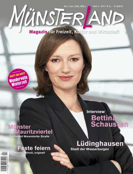 MÜNSTERLAND Magazin 4/2017