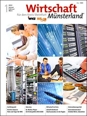 Wirtschaft Münsterland 1/2013