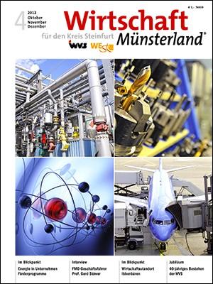 Wirtschaft Münsterland 4/2012