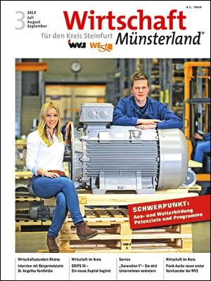 Wirtschaft Münsterland 3/2013