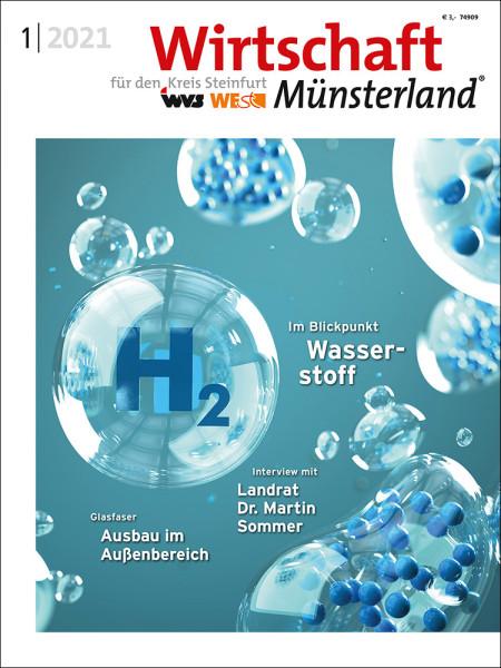 Wirtschaft Münsterland (ST) 1/2021