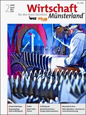 Wirtschaft Münsterland 2/2009