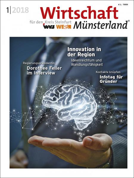 Wirtschaft Münsterland (ST) 1/2018