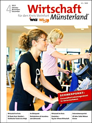 Wirtschaft Münsterland 4/2013