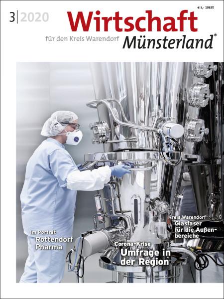 Wirtschaft Münsterland (WAF) 3/2020