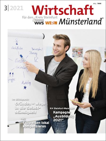 Wirtschaft Münsterland (ST) 3/2021