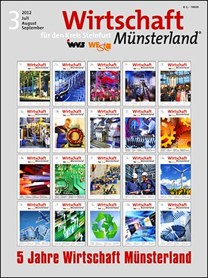 Wirtschaft Münsterland 3/2012