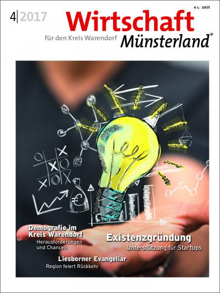 Wirtschaft Münsterland (WAF) 4/2017
